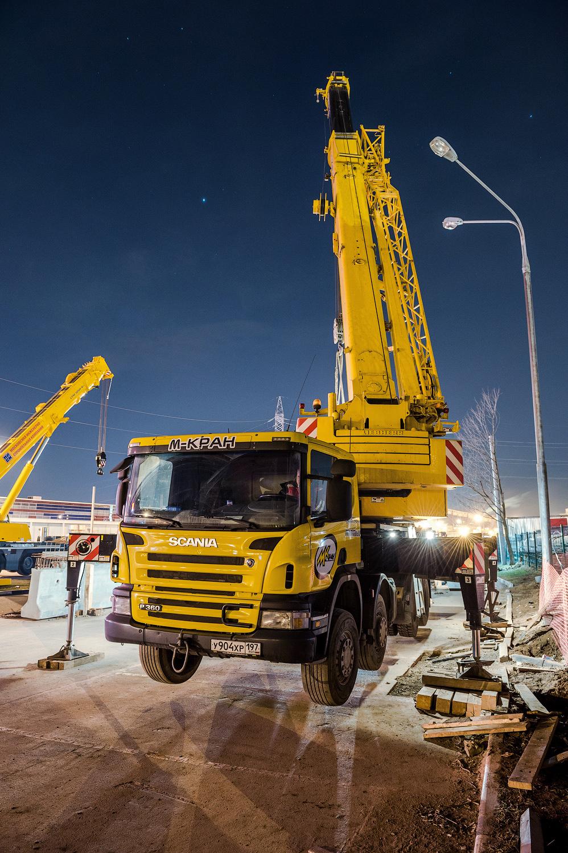 Автокран Liebherr LTM 1060-4.1 ( до 60 тонн)