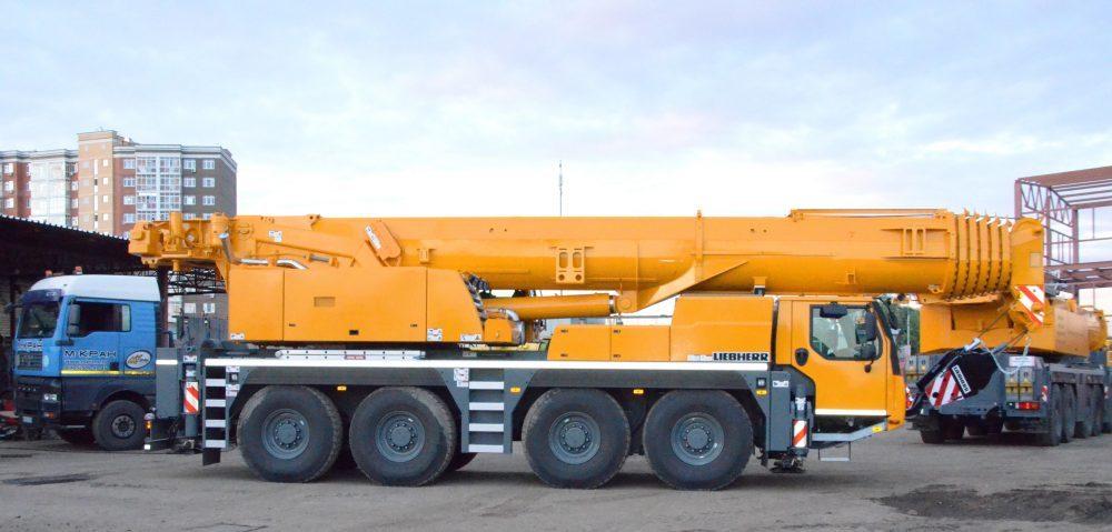 Liebherr LTM 1090-4.1