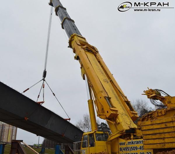 Строительство развязки МКАД-Новорязанское шоссе